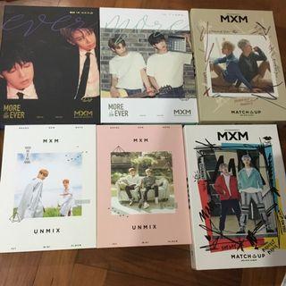 [WTS] MXM albums unsealed