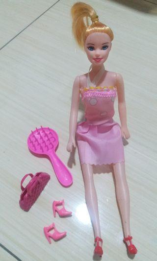 #BAPAU Barbie not ori