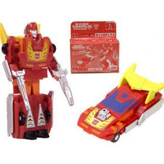 Transformers 變形金剛 極小變形 C78 洛迪文 Hot Rod Rodimus