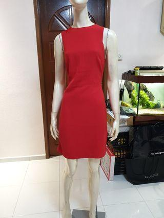 Red bodycon  Dress( H&M)