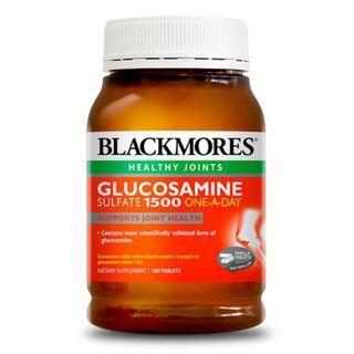 Blackmores Glucosamine 1500 (Amb) 180s
