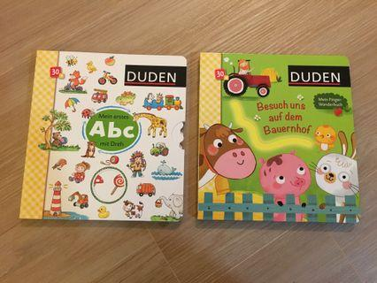 Children's German books
