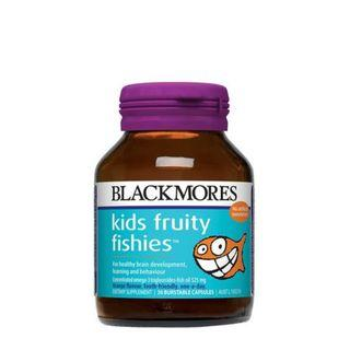 Blackmores Kids Fruity Fishies 30s