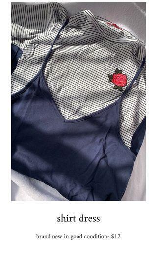 🚚 shirt dress