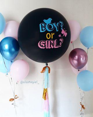 Party Balloon - Gender Reveal