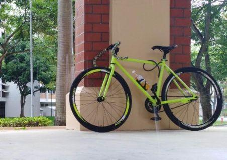 Fixie pls don't message if you interested call me 85960901
