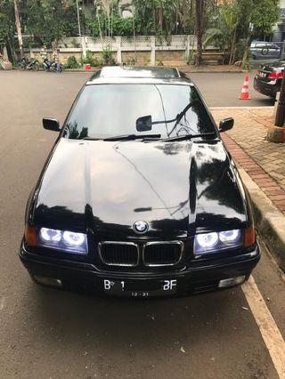BMW E36 MT Sunroof 1998