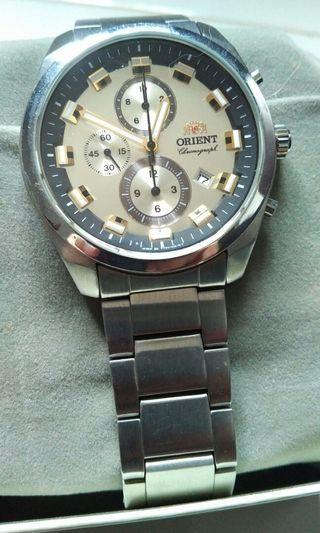 Orient watch made in Japan