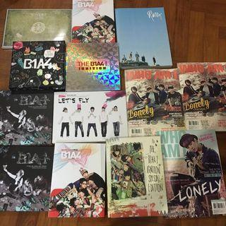 [WTS] Unsealed B1A4 albums