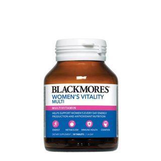 Blackmores Women's Vitality Multi 50s