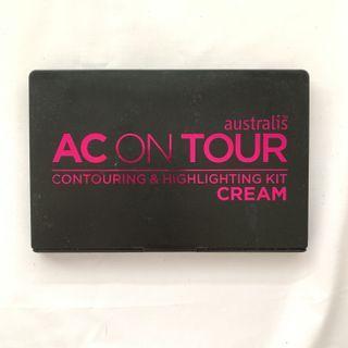 AUSTRALIS Contour/Highlight Kit