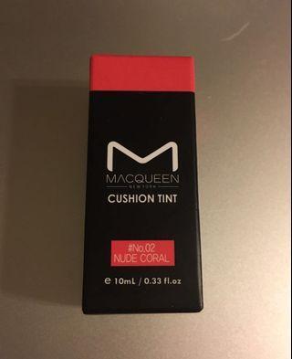 包郵 Macqueen Creamy Lip Tint #nude coral