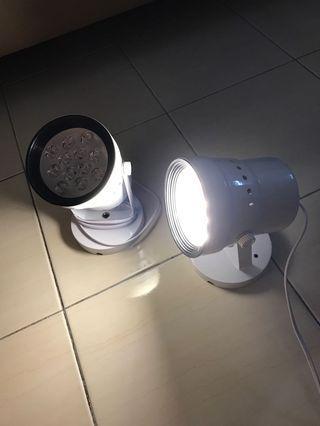 Warm Light Spot Light