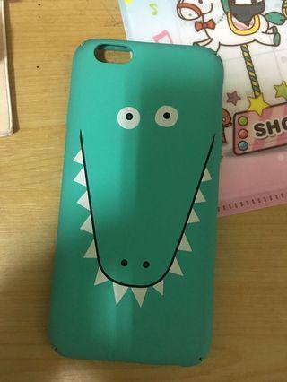 6S鱷魚手機殼❤️