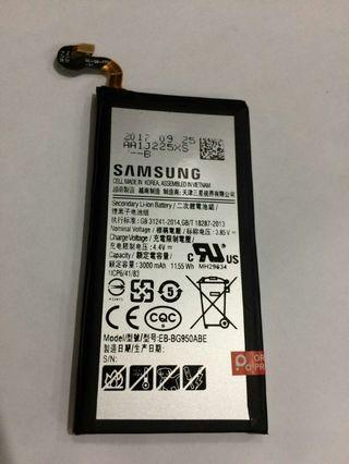 #BAPAU Battery Samsung S8 Ori