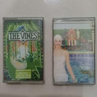 Kaset band >The Vines / Stone Temple Pilot