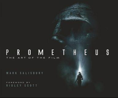 Prometheus, The Art of the Film
