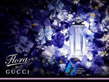 DECANT Gucci flora violet #BAPAU