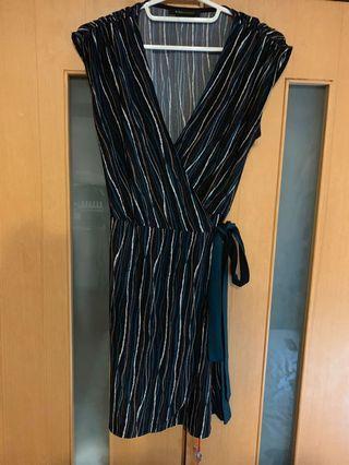 🚚 BCBG日式一片裙洋裝