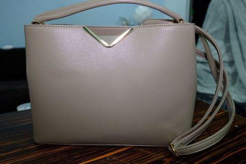 Christy Ng Janet Handbag (Olive color)