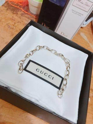 Gucci簡約手鍊