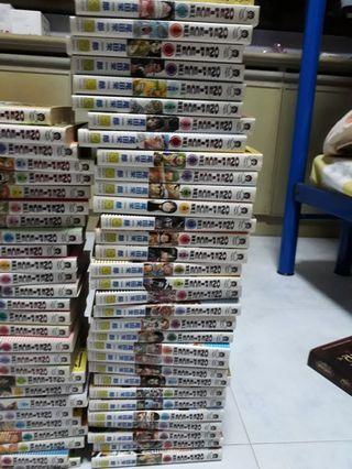 🚚 One Piece Manga
