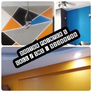 Hari Raya Promotions! Professional Painting Services! Nett Price Package!