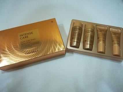Intense Care Gold 24K Snail Special Kit