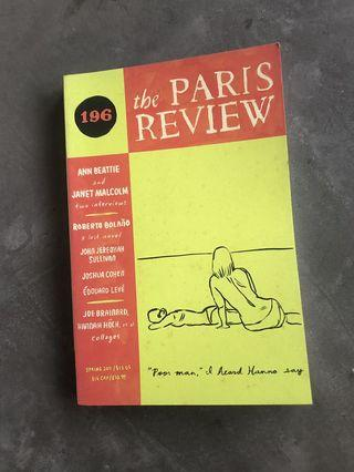 The Paris Review / Spring 2011