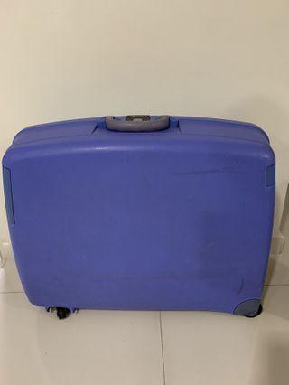 🚚 Delsey 2 wheeler luggage