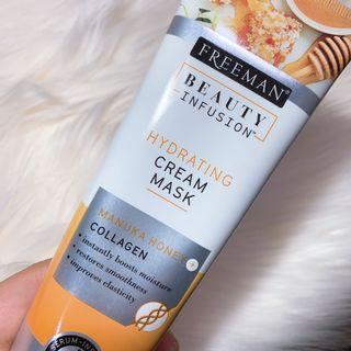 Freeman Hydrating Cream Mask