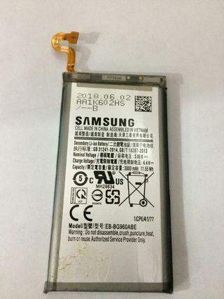 #BAPAU Battery Samsung S9 Original