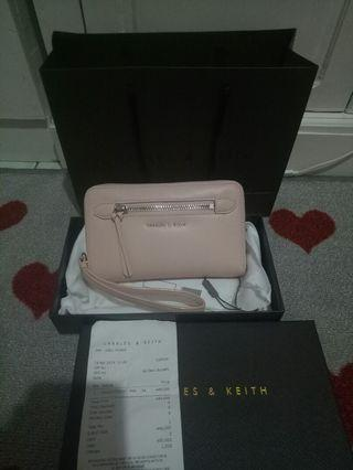 (free ongkir ) Charles and Keith Wallet (ORIGINAL)