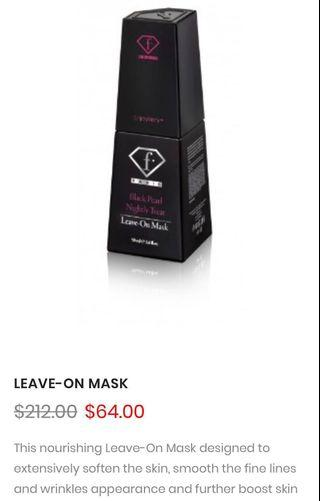 🚚 FTV Cosmetics - Black Pearl Nightly-treat-night leave on mask