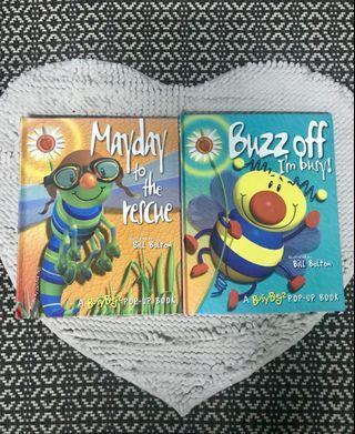 Pop up book for children