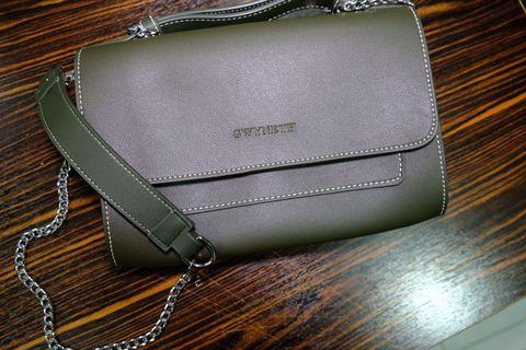 Gwyneth Handbag (Dark Green)