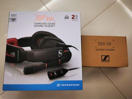 Sennheiser GSP 350 Surround Sound Gaming Headset for PC