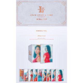 LOVELYZ ONCE UPON A TIME (NORMAL EDITION)