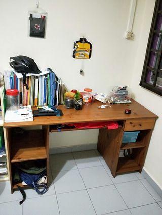 🚚 Study Table