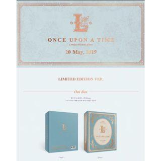 LOVELYZ ONCE UPON A TIME (LIMITED EDITION)