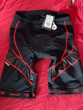 🚚 Santic Cycling Shorts