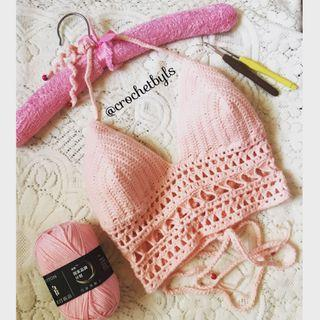 HANDMADE CROCHET TOP