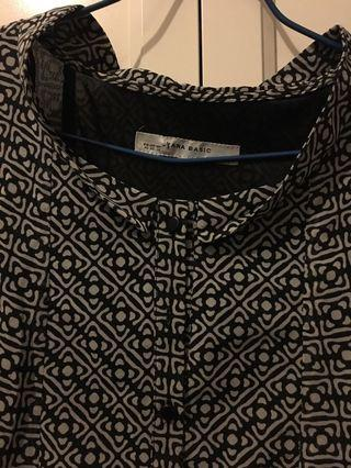 Zara 連身裙