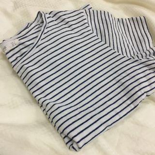 Mango Striped Top