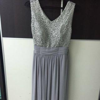 Long Dress Grey Colour for sell