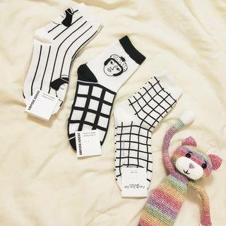 🚚 搞怪文青韓國襪
