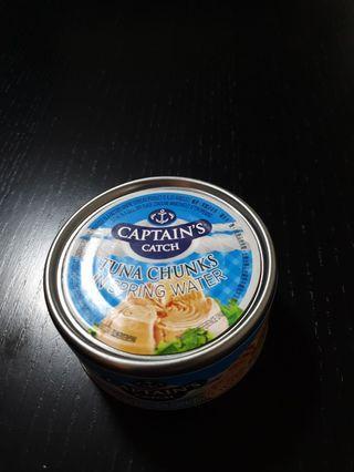 New Captain's Catch Tuna Chunks