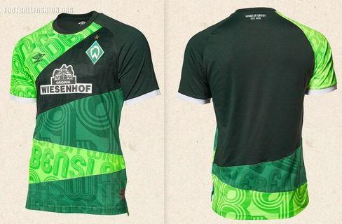 Werder Bremen 120 year anniversary Jersey