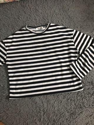 T shirt stripes