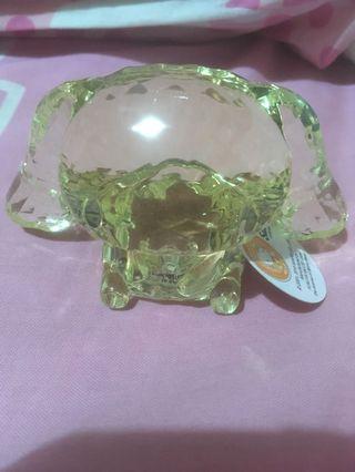 玉桂狗水晶寶石